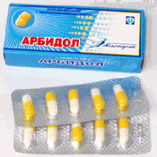 Препарат (лекарство): Арбидол на сайте Фармацевтическая Web-энциклопедия