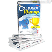 Препарат (лекарство): Колдрекс юниор хот дринк порошок 3г на сайте Фармацевтическая Web-энциклопедия