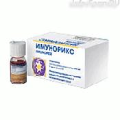 Препарат (лекарство): Имунорикс раствор 0 на сайте Фармацевтическая Web-энциклопедия