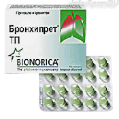 Препарат (лекарство): Бронхипрет тп на сайте Фармацевтическая Web-энциклопедия