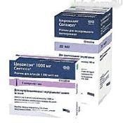 Препарат (лекарство): Цераксон на сайте Фармацевтическая Web-энциклопедия