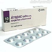 Препарат (лекарство): Аторис на сайте Фармацевтическая Web-энциклопедия