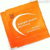 Препарат (лекарство): Аскорбиновая кислота на сайте Фармацевтическая Web-энциклопедия