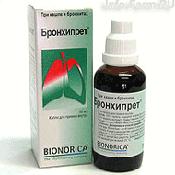 Препарат (лекарство): Бронхипрет на сайте Фармацевтическая Web-энциклопедия