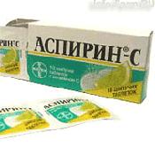 Препарат (лекарство): Аспирин c на сайте Фармацевтическая Web-энциклопедия
