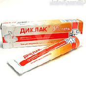 Диклак (Диклофенак)