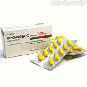 Препарат (лекарство): Бронхобос на сайте Фармацевтическая Web-энциклопедия