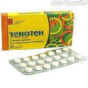 Препарат (лекарство): Тенотен на сайте Фармацевтическая Web-энциклопедия