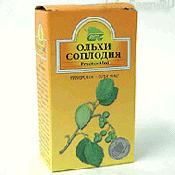 Препарат (лекарство): Ольха соплодия на сайте Фармацевтическая Web-энциклопедия
