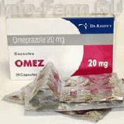 Препарат (лекарство): Омез на сайте Фармацевтическая Web-энциклопедия