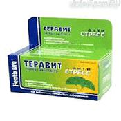 Препарат (лекарство): Тера витамин антистресс на сайте Фармацевтическая Web-энциклопедия