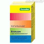 Кид-с формула (больше чем поливитамины)
