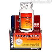 Препарат (лекарство): Терафлекс на сайте Фармацевтическая Web-энциклопедия