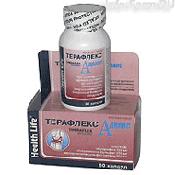 Препарат (лекарство): Терафлекс адванс на сайте Фармацевтическая Web-энциклопедия