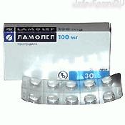Препарат (лекарство): Ламолеп на сайте Фармацевтическая Web-энциклопедия