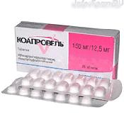 Препарат (лекарство): Коапровель на сайте Фармацевтическая Web-энциклопедия