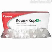 Препарат (лекарство): Корди кор на сайте Фармацевтическая Web-энциклопедия