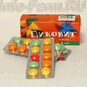 Препарат (лекарство): Пико витамин на сайте Фармацевтическая Web-энциклопедия