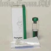 Препарат (лекарство): Полудан на сайте Фармацевтическая Web-энциклопедия