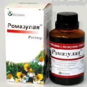 Препарат (лекарство): Ромазулан на сайте Фармацевтическая Web-энциклопедия