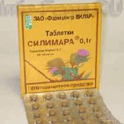 Препарат (лекарство): Силимар на сайте Фармацевтическая Web-энциклопедия