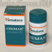 Препарат (лекарство): Спеман на сайте Фармацевтическая Web-энциклопедия
