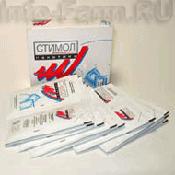 Препарат (лекарство): Стимол на сайте Фармацевтическая Web-энциклопедия