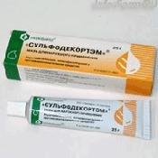 Препарат (лекарство): Сульфодекортэм на сайте Фармацевтическая Web-энциклопедия