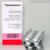 Препарат (лекарство): Тардиферон на сайте Фармацевтическая Web-энциклопедия