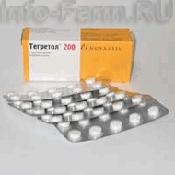 Препарат (лекарство): Тегретол на сайте Фармацевтическая Web-энциклопедия