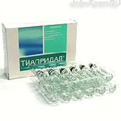 Препарат (лекарство): Тиапридал на сайте Фармацевтическая Web-энциклопедия