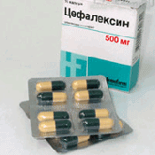 Препарат (лекарство): Цефалексин на сайте Фармацевтическая Web-энциклопедия