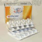 Препарат (лекарство): Негрустин на сайте Фармацевтическая Web-энциклопедия