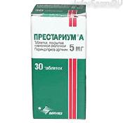 Препарат (лекарство): Престариум а на сайте Фармацевтическая Web-энциклопедия