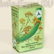 Препарат (лекарство): Бессмертник песчаный цветки на сайте Фармацевтическая Web-энциклопедия