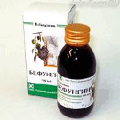Препарат (лекарство): Бефунгин на сайте Фармацевтическая Web-энциклопедия