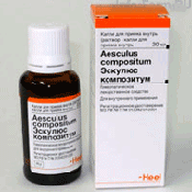 Препарат (лекарство): Эскулюс-композитум на сайте Фармацевтическая Web-энциклопедия