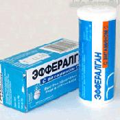 Препарат (лекарство): Эффералган с витамином c на сайте Фармацевтическая Web-энциклопедия
