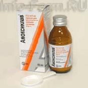 Препарат (лекарство): Амоксиклав форте на сайте Фармацевтическая Web-энциклопедия