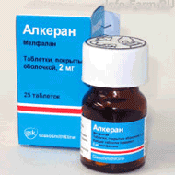 Препарат (лекарство): Алкеран на сайте Фармацевтическая Web-энциклопедия