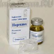 Препарат (лекарство): Нормакс на сайте Фармацевтическая Web-энциклопедия