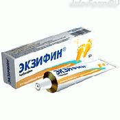 Препарат (лекарство): Экзифин на сайте Фармацевтическая Web-энциклопедия