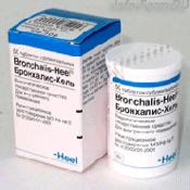 Препарат (лекарство): Бронхалис-хель на сайте Фармацевтическая Web-энциклопедия