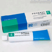 Препарат (лекарство): Розамет на сайте Фармацевтическая Web-энциклопедия