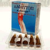 Препарат (лекарство): Алфлутоп на сайте Фармацевтическая Web-энциклопедия