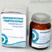 Препарат (лекарство): Пиридоксина гхл витамин в6 на сайте Фармацевтическая Web-энциклопедия