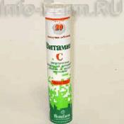 Препарат (лекарство): Витамин с на сайте Фармацевтическая Web-энциклопедия