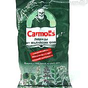 Препарат (лекарство): Кармолис леденцы от кашля для диабетиков на сайте Фармацевтическая Web-энциклопедия