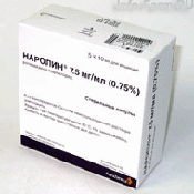Препарат (лекарство): Наропин на сайте Фармацевтическая Web-энциклопедия