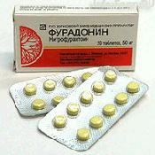 Препарат (лекарство): Фурадонин на сайте Фармацевтическая Web-энциклопедия